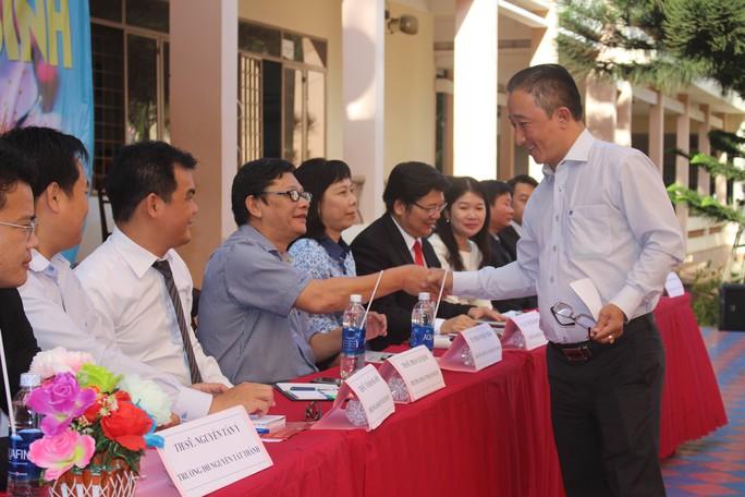 Đưa trường học đến thí sinh 2018 tại Đắk Lắk: Mê sư phạm nhưng sợ thất nghiệp - Ảnh 3.
