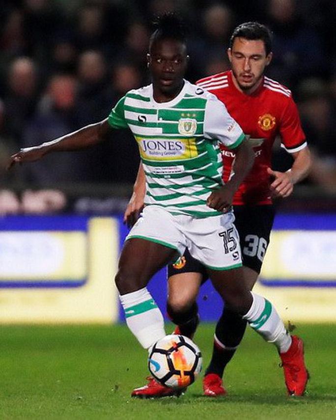 Sanchez ra mắt ấn tượng, Man United giành vé vòng 5 FA Cup - Ảnh 3.
