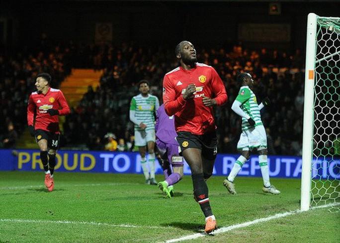 Sanchez ra mắt ấn tượng, Man United giành vé vòng 5 FA Cup - Ảnh 6.