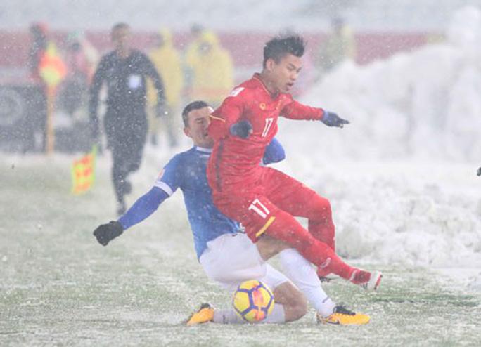 U23 Việt Nam thắp lại niềm tin cho người hâm mộ - Ảnh 1.