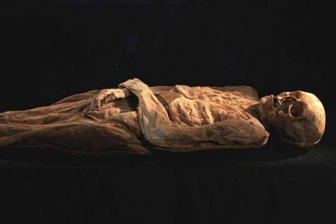 Xác ướp Thụy Sĩ 230 năm tuổi chính là tổ tiên của Ngoại trưởng Anh  - Ảnh 1.