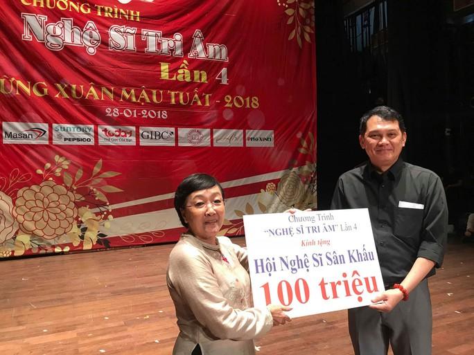 NSND Kim Cương dốc hết sức cho chương trình Nghệ sĩ tri âm - Ảnh 3.