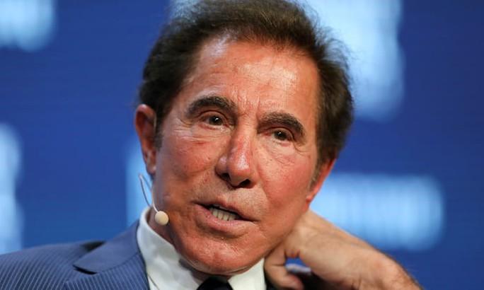 Trùm casino Mỹ từ chức trong đảng Cộng hà vì bê bối tình dục - Ảnh 1.