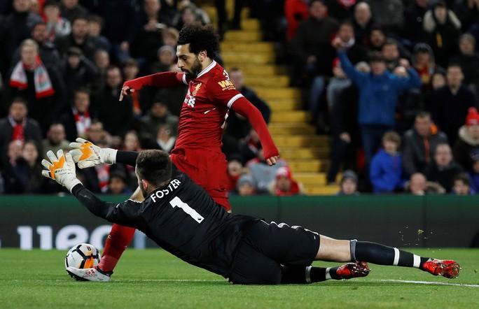 Liverpool thua sốc West Brom, dừng bước sớm FA Cup - Ảnh 6.
