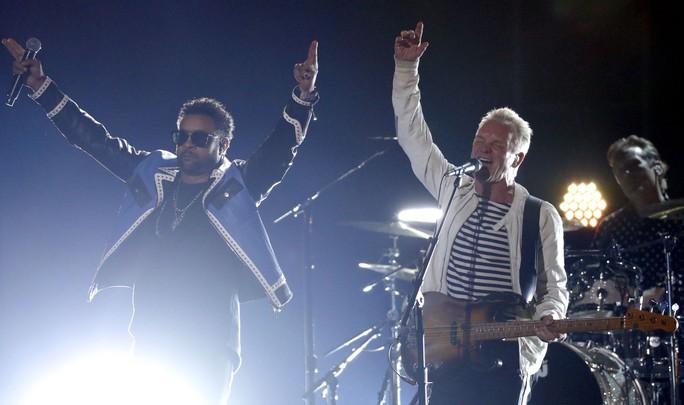 Grammy 2018: Bruno Mars gom hết giải quan trọng! - Ảnh 11.