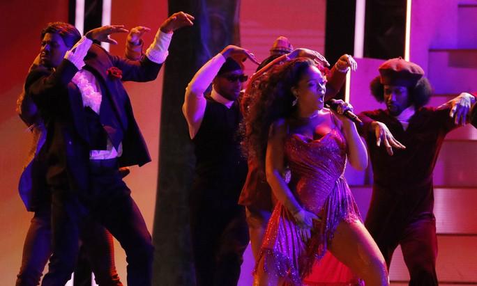 Grammy 2018: Bruno Mars gom hết giải quan trọng! - Ảnh 12.