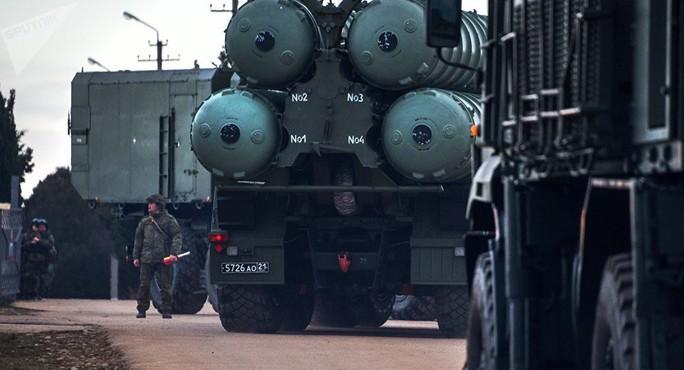 Mỹ trừng phạt Thổ Nhĩ Kỳ vì mua tên lửa Nga? - Ảnh 1.