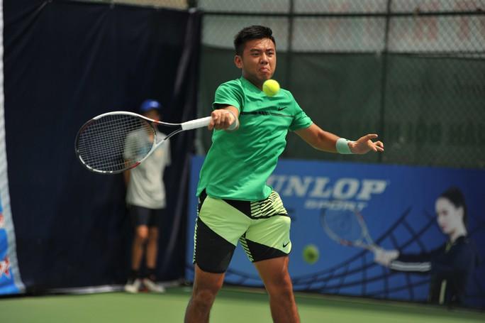 Lý Hoàng Nam quá mạnh ở Giải Quần vợt Vô địch Nam-Nữ - Ảnh 2.