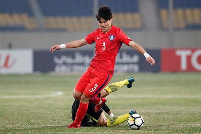 U23 Việt Nam có 2 cầu thủ vào đội hình tiêu biểu U23 châu Á - Ảnh 5.