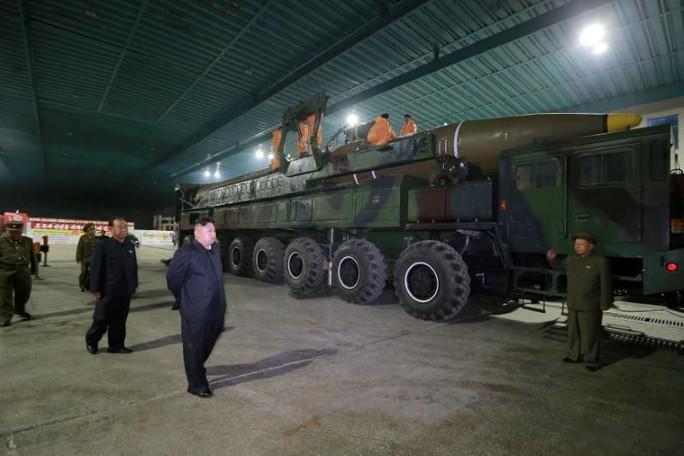 """Quân đội Triều Tiên bắt đầu """"thấm đòn"""" trừng phạt? - Ảnh 1."""
