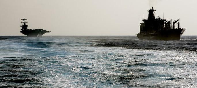 Tại sao Trung Quốc không phản đối tàu sân bay Mỹ thăm Đà Nẵng? - Ảnh 1.