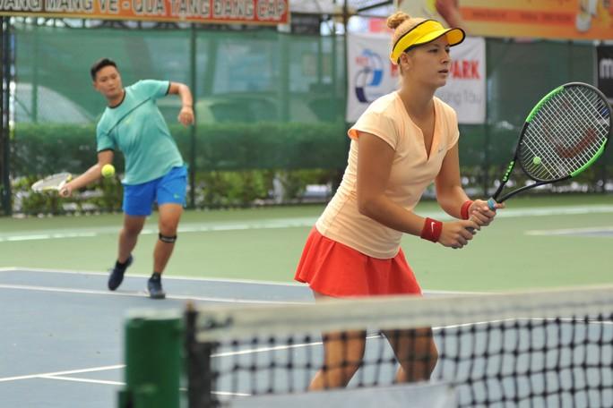 Lý Hoàng Nam quá mạnh ở Giải Quần vợt Vô địch Nam-Nữ - Ảnh 4.