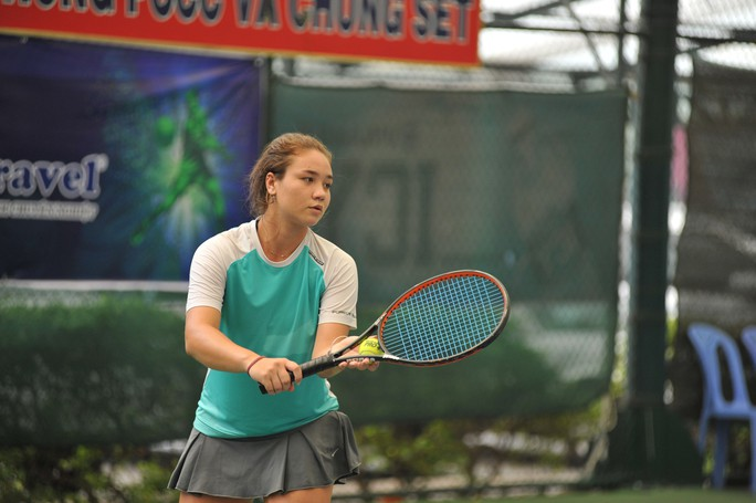 Lý Hoàng Nam quá mạnh ở Giải Quần vợt Vô địch Nam-Nữ - Ảnh 3.