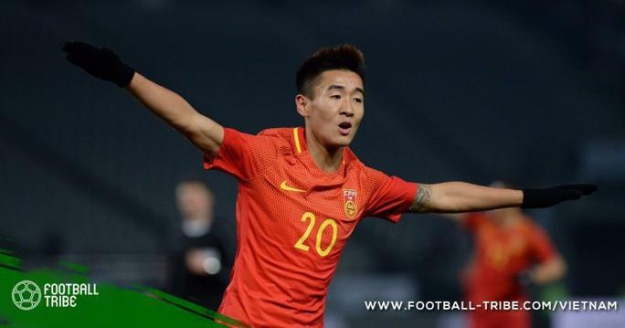 U23 Việt Nam có 2 cầu thủ vào đội hình tiêu biểu U23 châu Á - Ảnh 9.