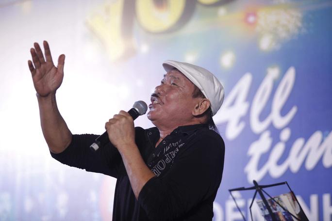 Nhạc sĩ Trần Tiến, MC Phan Anh bất ngờ chung hoài niệm - Ảnh 2.