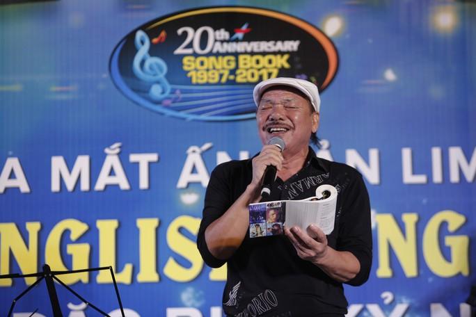 Nhạc sĩ Trần Tiến, MC Phan Anh bất ngờ chung hoài niệm - Ảnh 1.