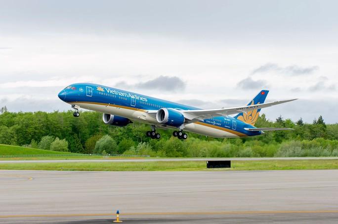 Vietnam Airlines báo lãi 2.800 tỉ đồng - Ảnh 1.