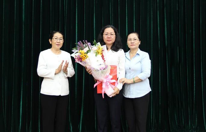 Ông Trần Thế Thuận giữ chức Chánh Văn phòng Thành ủy TP HCM - Ảnh 1.