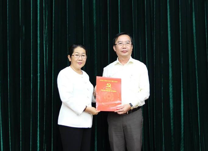Ông Trần Thế Thuận giữ chức Chánh Văn phòng Thành ủy TP HCM - Ảnh 2.