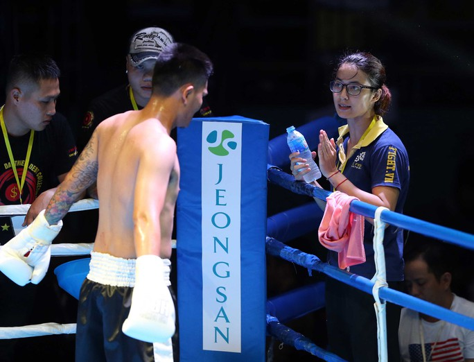 Tưng bừng đêm hội của người yêu boxing - Ảnh 7.