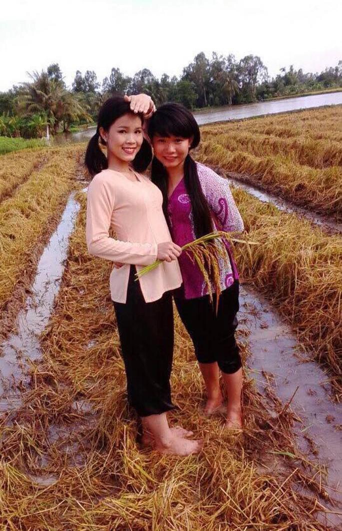 Chuông vàng Lâm Thị Kim Cương mơ làm cô giáo dạy ca vọng cổ - Ảnh 4.