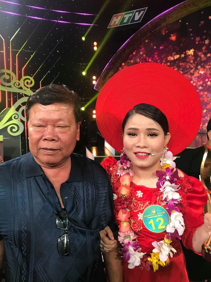 Chuông vàng Lâm Thị Kim Cương mơ làm cô giáo dạy ca vọng cổ - Ảnh 1.