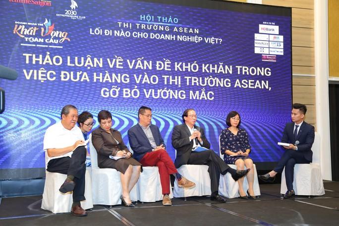 Ông Phạm Thành Kiên, Giám đốc Sở Công Thương TP HCM: Nhập siêu từ các nước ASEAN rất đáng lo ngại - Ảnh 1.
