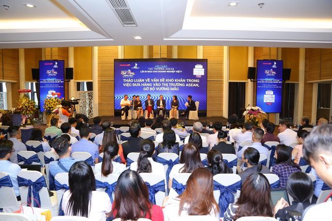 Ông Phạm Thành Kiên, Giám đốc Sở Công Thương TP HCM: Nhập siêu từ các nước ASEAN rất đáng lo ngại - Ảnh 2.