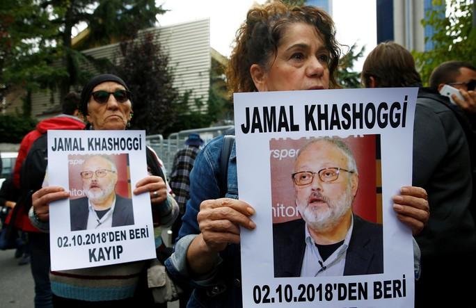 Vụ nhà báo Ả Rập Saudi biến mất: Ngày nghỉ bất thường trong lãnh sự quán Istanbul - Ảnh 2.