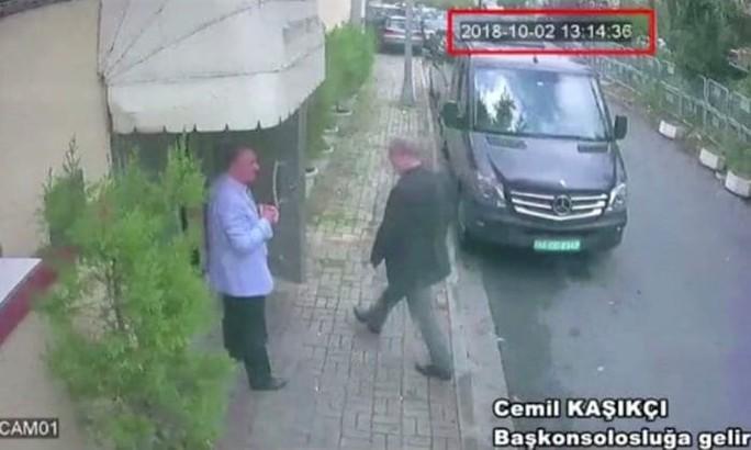 Vụ nhà báo Ả Rập Saudi biến mất: Ngày nghỉ bất thường trong lãnh sự quán Istanbul - Ảnh 3.