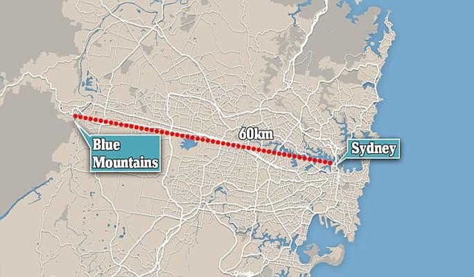 """Cảnh báo sóng thần """"quái vật"""" tấn công bờ biển Úc - Ảnh 2."""