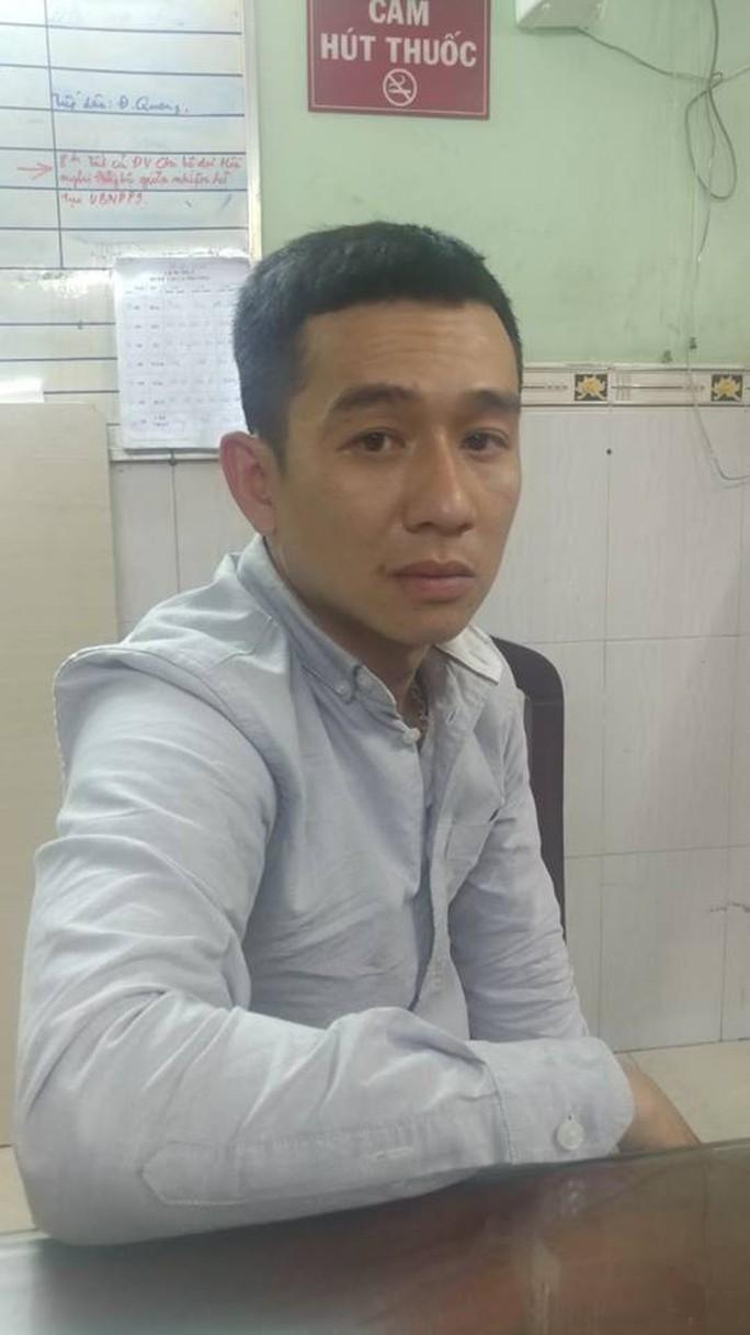 Kẻ cướp trúng đạn ở TP HCM sa lưới tại Kiên Giang - Ảnh 2.