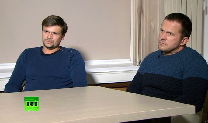 Website Nga để lộ danh tính nghi phạm thứ 3 vụ đầu độc cựu điệp viên - Ảnh 1.