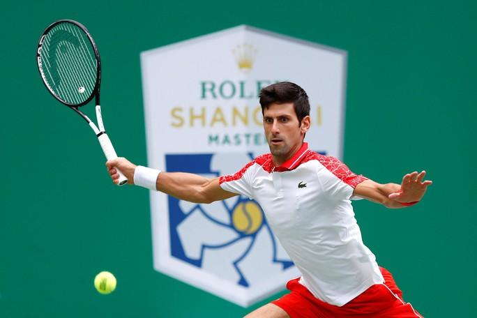 Federer và Djokovic tiếp tục hẹn nhau ở chung kết Thượng Hải Masters - Ảnh 6.