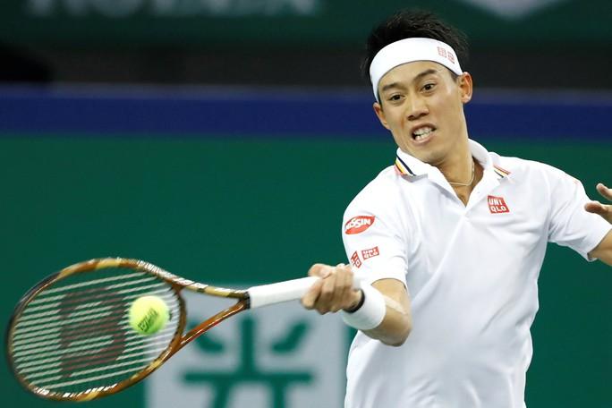 Federer và Djokovic tiếp tục hẹn nhau ở chung kết Thượng Hải Masters - Ảnh 7.