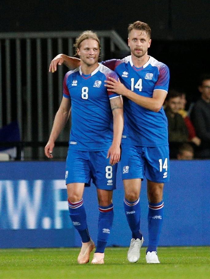 Nhà vô địch World Cup Pháp suýt bị Iceland hạ đo ván sân nhà - Ảnh 3.