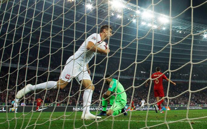 Chấp Ronaldo, Bồ Đào Nha đại thắng Ba Lan ở Nations League - Ảnh 2.
