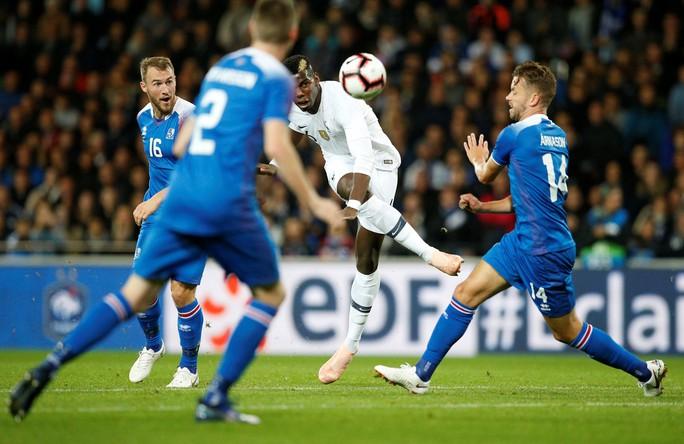 Nhà vô địch World Cup Pháp suýt bị Iceland hạ đo ván sân nhà - Ảnh 4.