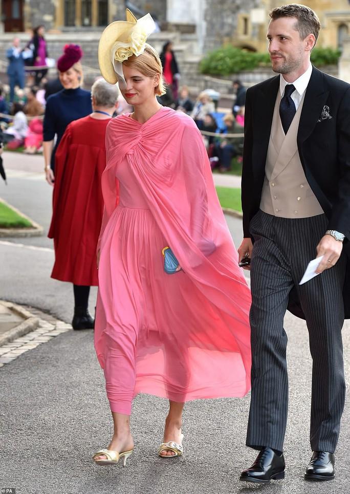 Đám cưới công chúa Anh tụ hội nhiều khách mời là người nổi tiếng - Ảnh 13.
