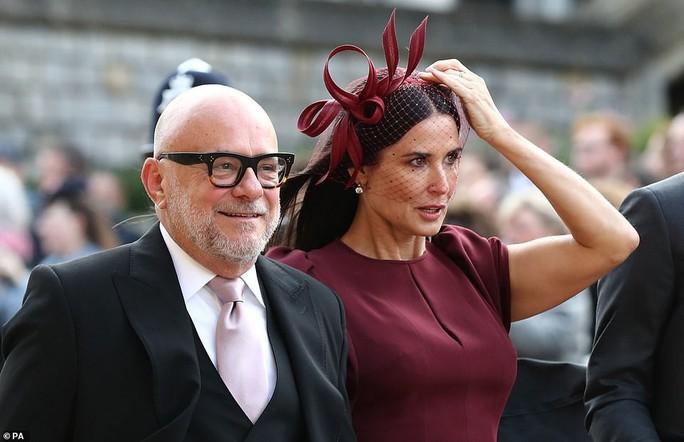 Đám cưới công chúa Anh tụ hội nhiều khách mời là người nổi tiếng - Ảnh 1.