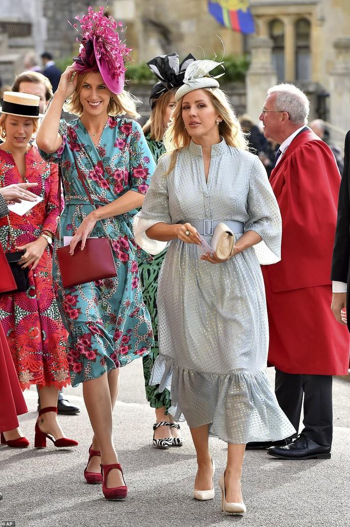 Đám cưới công chúa Anh tụ hội nhiều khách mời là người nổi tiếng - Ảnh 8.