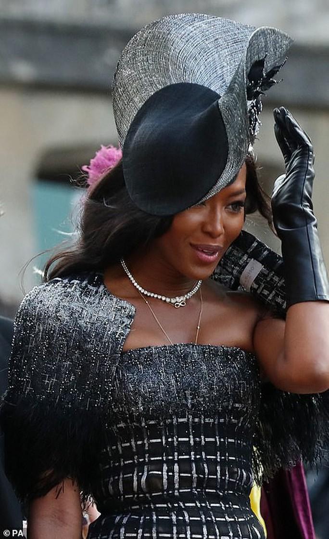Đám cưới công chúa Anh tụ hội nhiều khách mời là người nổi tiếng - Ảnh 6.
