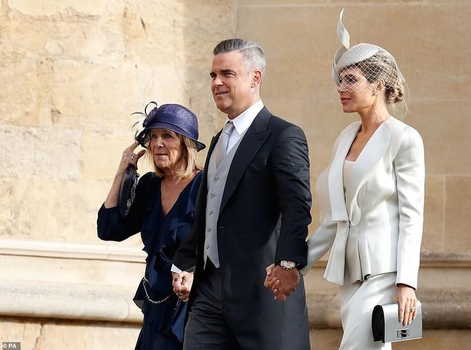 Đám cưới công chúa Anh tụ hội nhiều khách mời là người nổi tiếng - Ảnh 14.