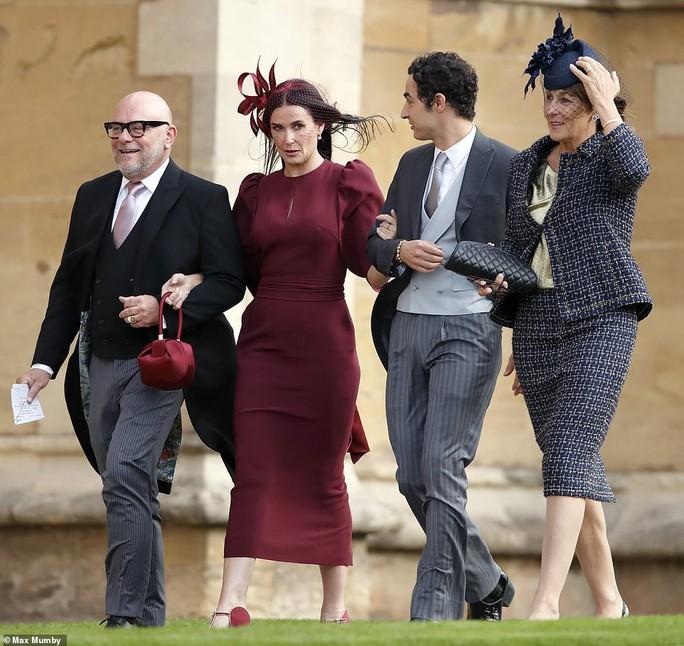 Đám cưới công chúa Anh tụ hội nhiều khách mời là người nổi tiếng - Ảnh 4.