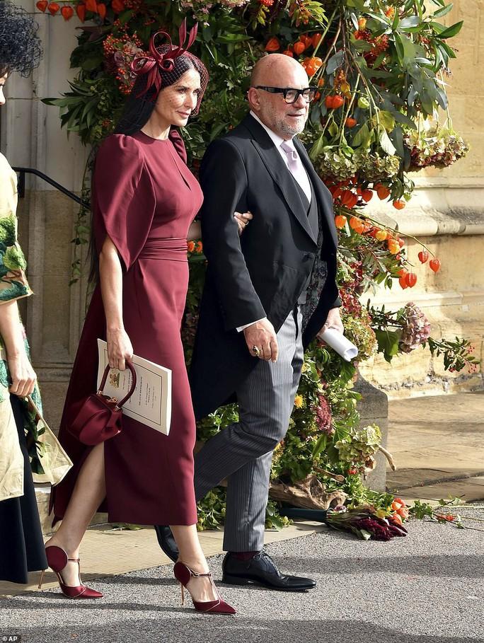 Đám cưới công chúa Anh tụ hội nhiều khách mời là người nổi tiếng - Ảnh 2.