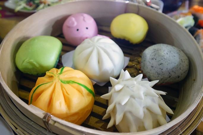 Hàng trăm món ngon tại Lễ hội ẩm thực châu Á - Ảnh 7.