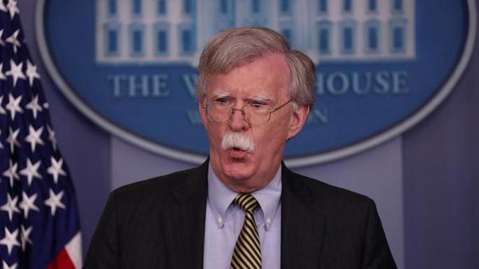 Cố vấn an ninh quốc gia Mỹ thề cứng rắn hơn với Trung Quốc - Ảnh 1.