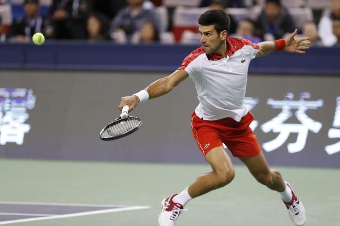 Clip Djokovic vô địch tại Thượng Hải, đoạt danh hiệu Masters thứ 32 - Ảnh 1.