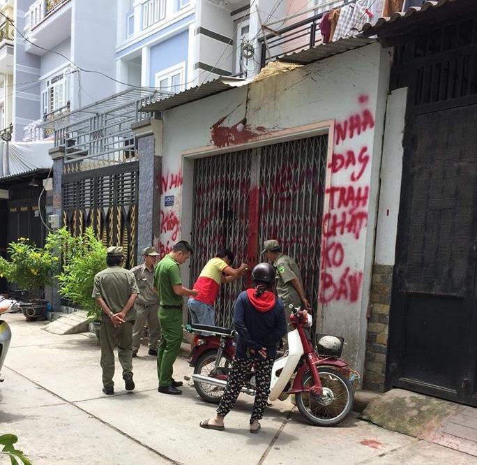 UBND quận Bình Tân lên tiếng vụ cô giáo viết đơn xin xã hội đen cho đi dạy - Ảnh 1.
