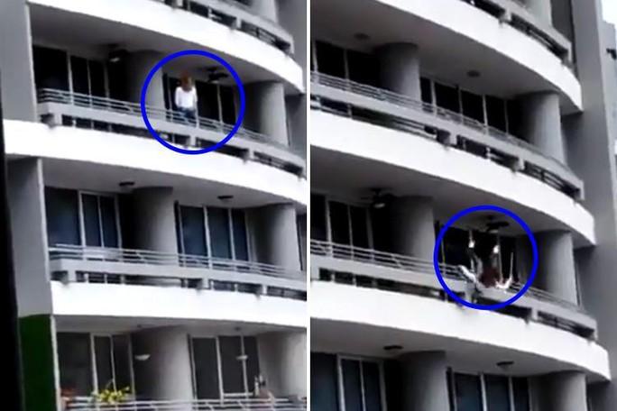 """Lên tầng 27 chụp ảnh """"tự sướng"""", người phụ nữ chết thảm - Ảnh 1."""